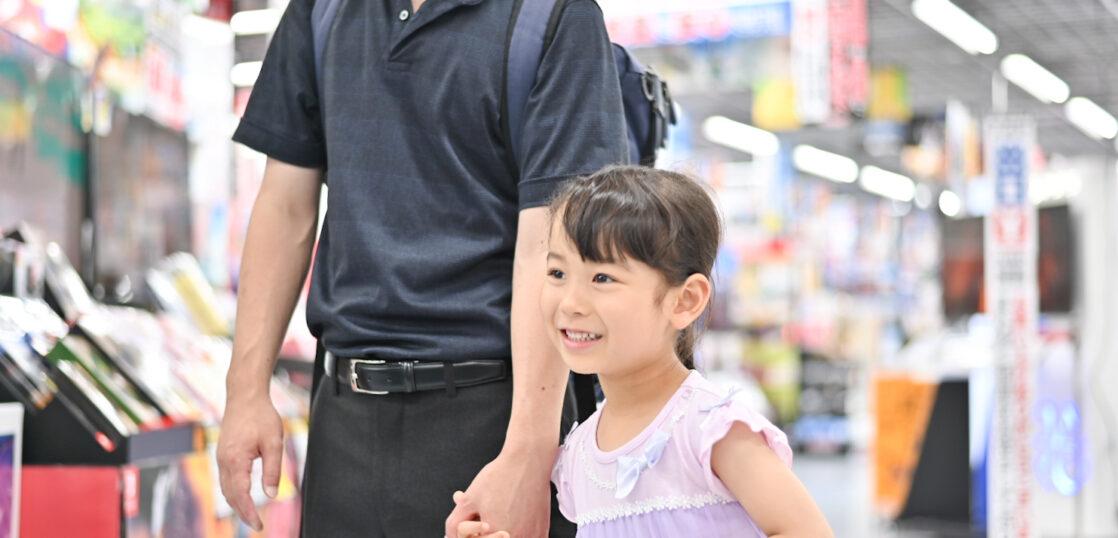 子供が一緒でも買い物しやすいモール5選